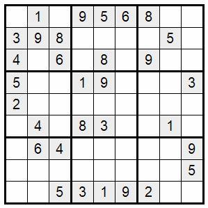 December Puzzle - Sudoku